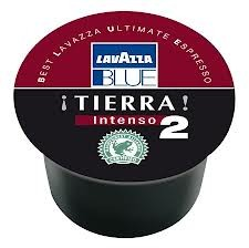 Lavazza Blue Capsules - Tierra Intenso Double Shot x 100